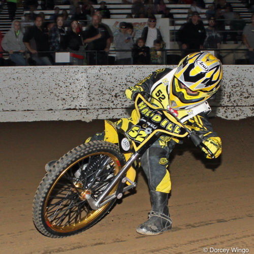 150cc D2 Sammy Waddill