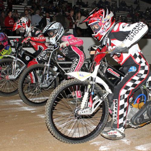 250cc Main Event, restart