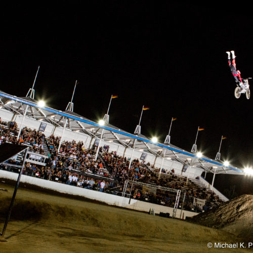 CMS Freestyle Motocross