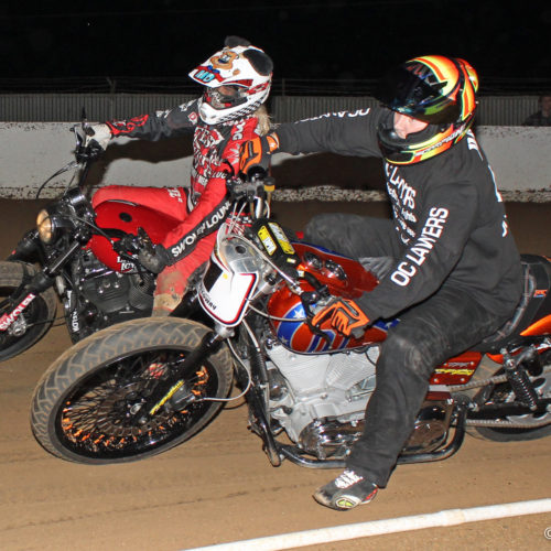 Harley Main Event 1 action