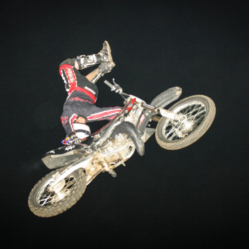 Freestyle Motocross Jumpers
