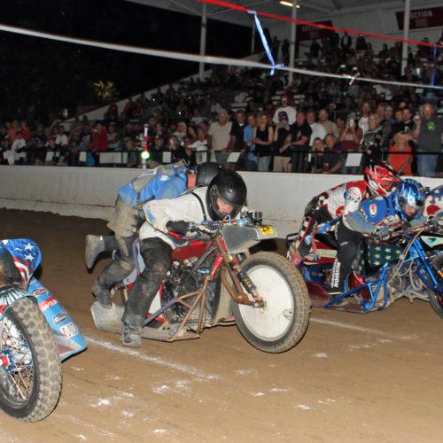 Sidecar Championship Main Event