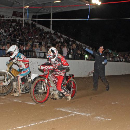 Speedway Demo Main
