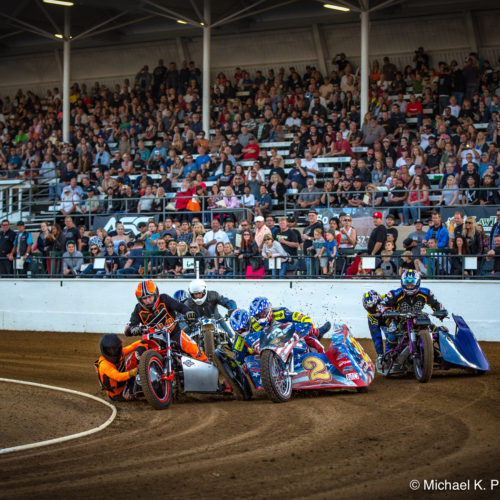 Speedway Sidecars