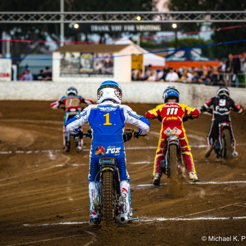 Speedway Starting Line