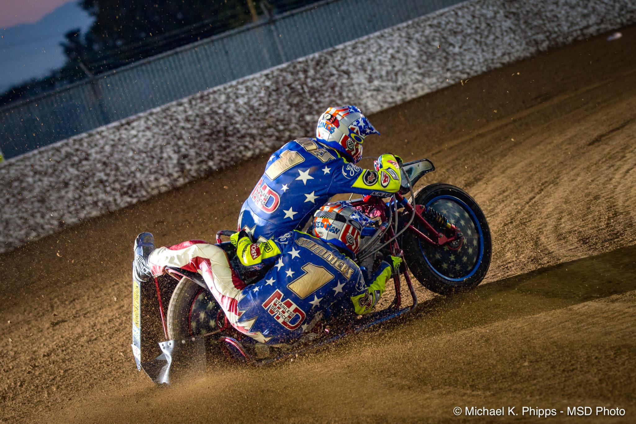 Speedway Sidecar